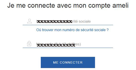 Connexion à mon nouvel espace CPRP SNCF