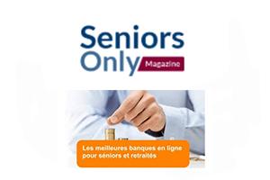Comparatifs des meilleures banques en ligne pour seniors
