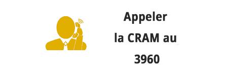 Numéro de téléphone pour appeler la CRAM