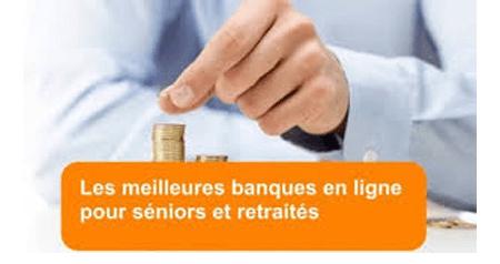 La meilleure banque en ligne pour les seniors
