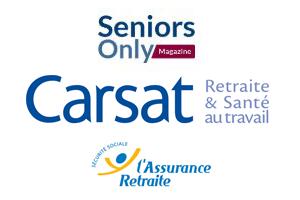 Mon compte retraite personnel Carsat en ligne