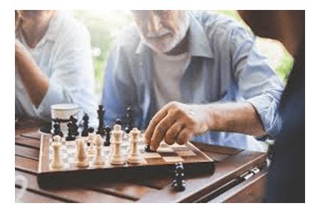 Jeux pour personne âgée