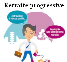 retraite progressive carsat