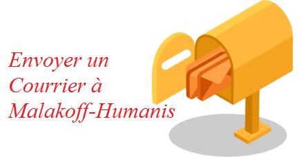contact humanis par courrier