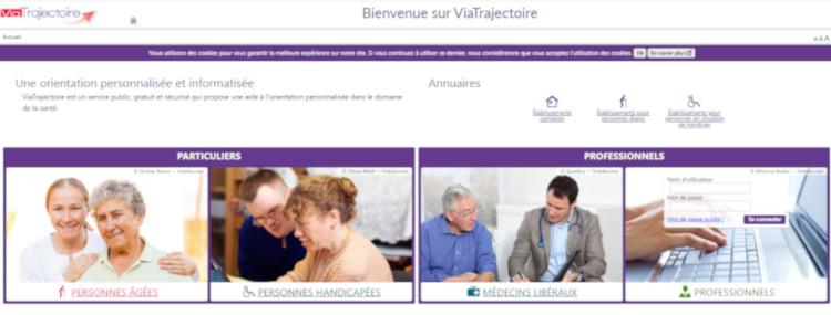 viatrajectoire fr